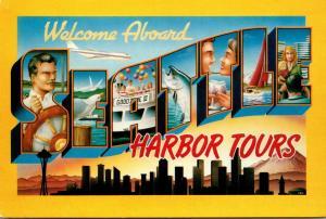 Washington Seattle Harbor Tours
