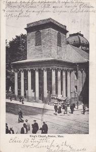 King's Chapel, Boston, Massachusetts, PU-1906