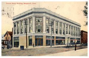 Connecticut Naugatuck ,  Thomas Neary Memorial Building , Church Street