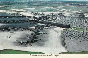 CHICAGO , Illinois , 1950-60s ; O'Hare International Airport