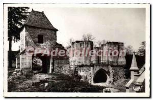 Postcard Old Vaucouleurs Porte De France