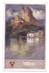 Deutscher Schulverein 163 Melk Abbey Austria