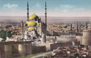 CAIRO , , EGYPT , 00-10s Panorama view w/ Mosques
