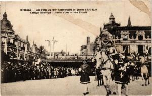 CPA ORLÉANS - Fetes du 500 Anniversaire de Jeanne d'Arc-Cortege Hist. (265913)