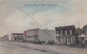 GAINSBORO. , Sask. , Canada , PU-1910; Pacific Avenue West