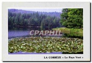 Modern Postcard The Green Country Correze