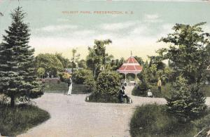 FREDERICTON, New Brunswick, Canada, PU-1908 ; Wilmont Park