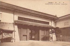 A Gate-Turret, Osakajo Park, TAMONYAGURA, Japan,  00-10s