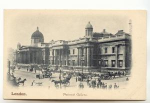 People Horsecart  National Gallery London Stereoscope Company's Series, England