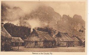 NAMOSI in the Clouds , Fiji , 1910s