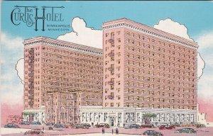 Minnesota Minneapolis The Curtis Hotel sk7468