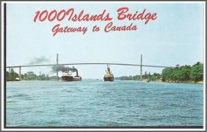 Canada, Ontario - 1000 Islands Bridge - [FG-100]