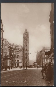 Scotland Postcard -  Glasgow Cross and Steeple   RS5669
