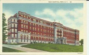 Troy,N.Y., Troy Hospital