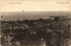 CPA Gironde ARCACHON a vol d'oiseau (982583)