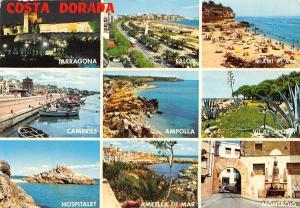 Spain Costa Dorada Tarragona multiviews Ampolla Miami Playa Montroig Hospitalet