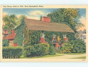 Linen HISTORIC HOME West Springfield Massachusetts MA W4641