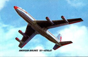American Airlines Boeing 707 Astrojet