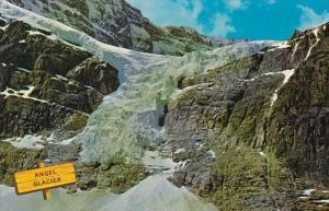 Canada Angel Glacier Jasper Park Jasper Alberta