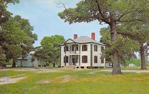 North Carolina~Bentonvillle Battleground State Historic Site~1960 Postcard