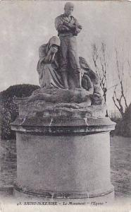SAINT-NAZAIRE, Le Monument l'Epave, Loire Atlantique, France, 00-10s