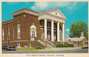 Kentucky Princeton First Baptist Church