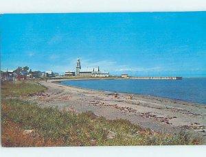 Pre-1980 NATURE SCENE Rimouski Quebec QC AD6307