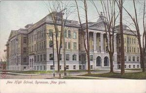 New York Schenectady New High School