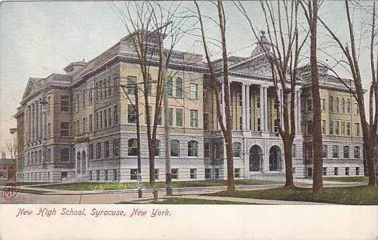 New York Schenectady New High School