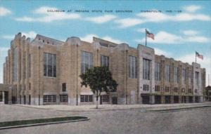 Coliseum At Indiana State Fairgrounds Indianapolis Indiana
