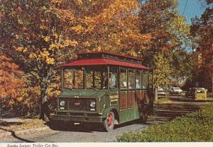 Arkansas Eureka Springs Trolley System