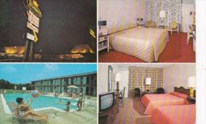 North Carolina Charlotte Horne's Motor Lodge