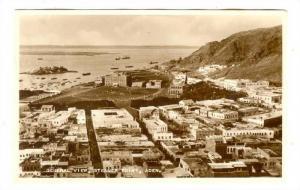 RP; General view, Steamer Point, Aden , Yemen, 1910-30s