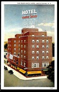Roger Smith Hotel White Plains New York