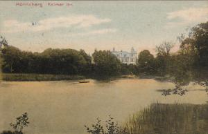 HORNSBERG , Kalmar lan , Sweden , PU-1909