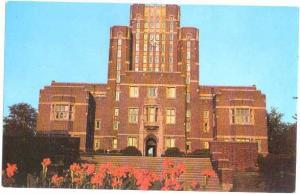 Library Bldg Fisk University Nashville Tennessee TN
