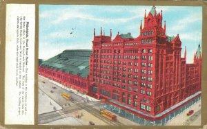 USA Philadelphia Broad Street Station 04.25