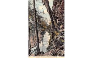 Shohola Glen Port Jervis, New York Postcard