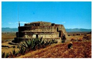 Mexico Toluca Calixtahuaca Puramid