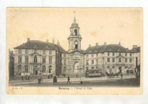 L´Hotel De Ville, Rennes (Ille-et-Vilaine), France, 1900-1910s