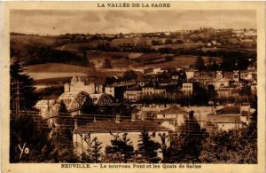 CPA  Neuville-sur-Saone - Le Nouveau Pont et les Quais de Saone  (692741)