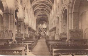 Buckfastleigh Buckfast abbey church interior