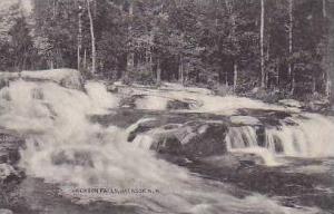 New Hampshire Jackson Jackson Falls Albertype