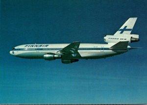 Finnair DC-10