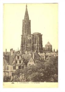 La Cathedrale, Strasbourg (Bas-Rhin), France, 1900-1910s