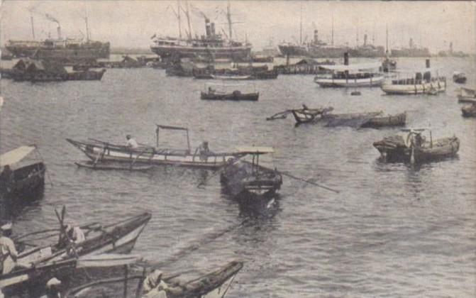 Sri Lanka Ceylon Colombo The Harbor