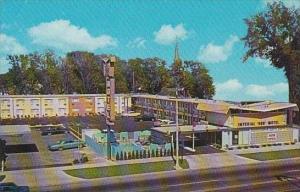 Michigan Saginaw Imperial 400 Motel