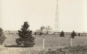 RP; YANKTON , South Dakota , 1920-30s ; Radio Station WNAX