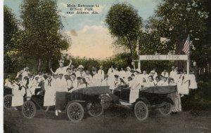Near ATHENS, Alabama, 1900-10s; Main Entrance to O'Neil Park