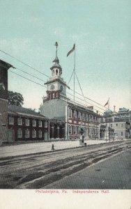 PHILADELPHIA, Pennsylvania, 1901-07; Independence Hall